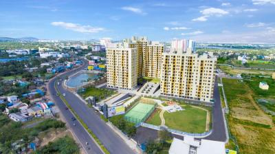 Gallery Cover Image of 999 Sq.ft 2 BHK Apartment for buy in Tata Value Homes New Haven Ribbon Walk, Mambakkam-Chengalpattu  for 5300000
