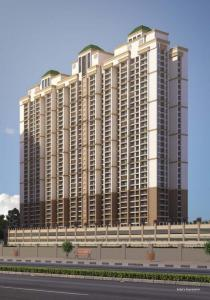Gallery Cover Image of 1135 Sq.ft 2 BHK Apartment for buy in Paradise Sai World City, Panvel for 8500000
