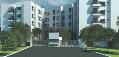 Gallery Cover Image of 826 Sq.ft 2 BHK Apartment for buy in Adiga Property 100 Trees, Bangalore City Municipal Corporation Layout for 4379000
