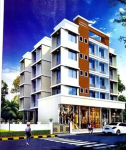Gallery Cover Image of 600 Sq.ft 1 BHK Apartment for buy in Karanjade for 3359000