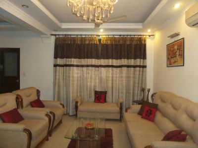 Gallery Cover Image of 1800 Sq.ft 3 BHK Apartment for buy in Nizamuddin West for 15000000
