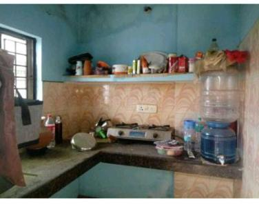 Gallery Cover Image of 540 Sq.ft 1 RK Independent Floor for rent in Dwarka Mor for 4500
