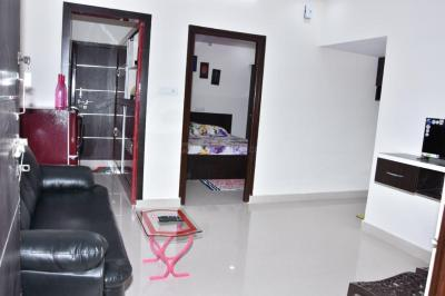 Gallery Cover Image of 550 Sq.ft 1 BHK Apartment for rent in Gachibowli for 35000