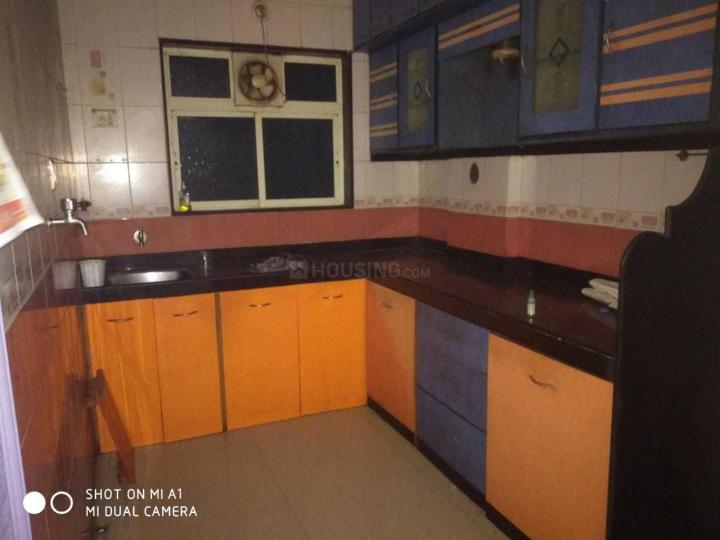 Kitchen Image of 980 Sq.ft 2 BHK Apartment for rent in New Panvel East for 15000