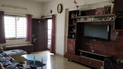 Gallery Cover Image of 1200 Sq.ft 2 BHK Apartment for rent in Srinija Gayathri Hills, Rai Durg for 22000