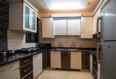 Kitchen Image of PG 5437212 Vijay Nagar in Vijay Nagar