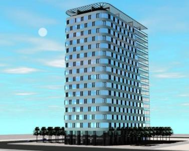 Gallery Cover Image of 620 Sq.ft 1 RK Apartment for buy in Nanakram Guda for 3000000