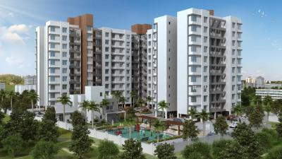 Gallery Cover Image of 800 Sq.ft 2 BHK Apartment for buy in Sus for 5500000
