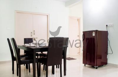 Dining Room Image of PG 4642451 K R Puram in Krishnarajapura