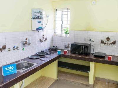 Kitchen Image of Zolo Alta in Sholinganallur