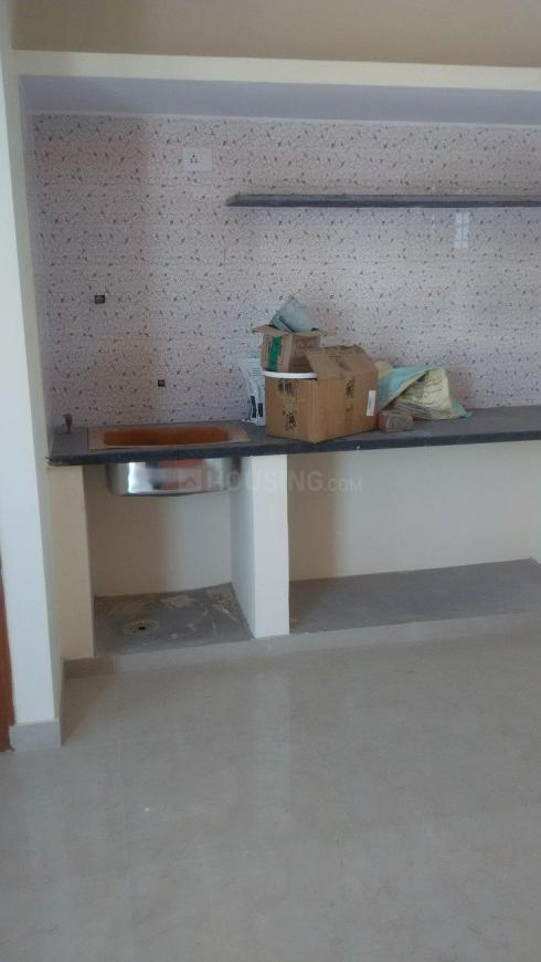 Kitchen Image of 800 Sq.ft 1 BHK Independent Floor for rent in Banashankari for 8500