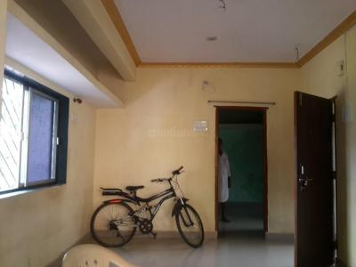 Gallery Cover Image of 550 Sq.ft 1 RK Independent House for rent in Airoli for 12000