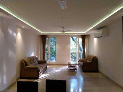 Gallery Cover Image of 3100 Sq.ft 4 BHK Independent Floor for rent in Safdarjung Development Area for 135000