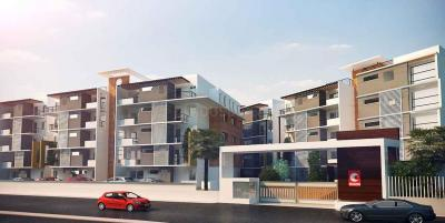 Gallery Cover Image of 1200 Sq.ft 2 BHK Apartment for buy in Chartered Humming Bird, Bangalore City Municipal Corporation Layout for 6300000