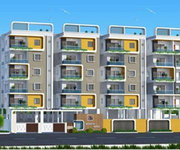 Gallery Cover Image of 1085 Sq.ft 2 BHK Apartment for buy in Dr A S Rao Nagar Colony for 4882500
