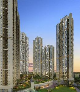 Gallery Cover Image of 424 Sq.ft 1 BHK Apartment for buy in Runwal Avenue Wing J by Runwal, Kanjurmarg East for 8300000
