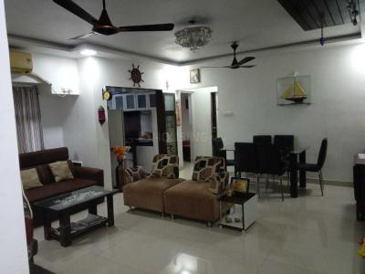 Gallery Cover Image of 1325 Sq.ft 3 BHK Apartment for buy in Kanakia Challenger, Kandivali East for 23500000