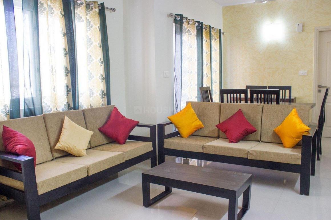 Living Room Image of PG 4642285 Singasandra in Singasandra