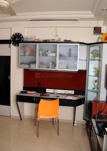 Gallery Cover Image of 650 Sq.ft 1 BHK Apartment for rent in  Siddhivinayak Nivara, Lower Parel for 45000