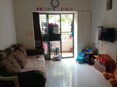 Gallery Cover Image of 612 Sq.ft 1 BHK Apartment for buy in Ganraj Garden, Dhayari for 3000000