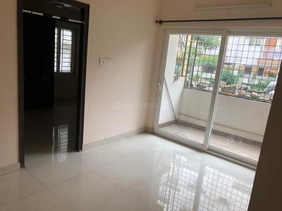 Gallery Cover Image of 1300 Sq.ft 2 BHK Apartment for rent in Murugeshpalya for 23500