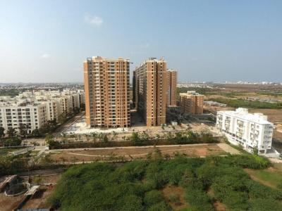 Gallery Cover Image of 706 Sq.ft 1 BHK Apartment for buy in Ozone Greens, Medavakkam for 2541000
