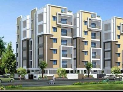 Gallery Cover Image of 1210 Sq.ft 2 BHK Apartment for rent in Nallagandla for 25000