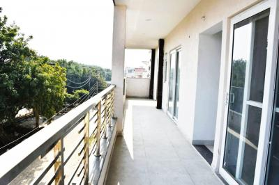 Balcony Image of Lecasa Homes in Sector 23