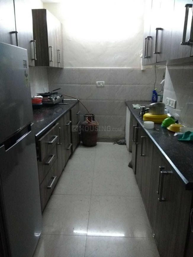 Kitchen Image of Maitri PG in Lajpat Nagar