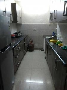 Kitchen Image of Maitri PG in Lajpat Nagar