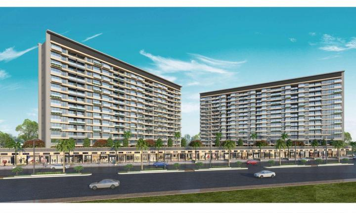 Building Image of 1350 Sq.ft 3 BHK Apartment for buy in Moreshwar 19 East, Nerul for 24500000