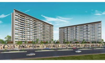 Gallery Cover Image of 1480 Sq.ft 3 BHK Apartment for buy in Moreshwar 19 East, Nerul for 22800000