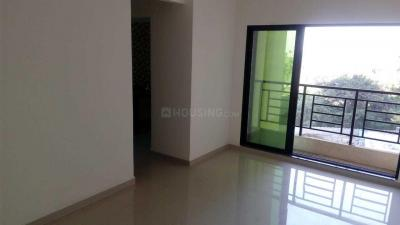 Gallery Cover Image of 670 Sq.ft 1 BHK Independent Floor for rent in Shilphata for 12000