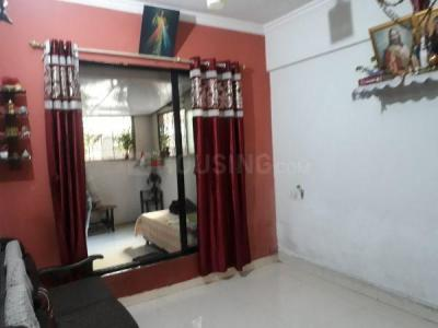 Gallery Cover Image of 625 Sq.ft 1 BHK Apartment for rent in Nerul for 17000