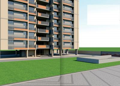 Gallery Cover Image of 1630 Sq.ft 3 BHK Apartment for buy in H N Shivalay Shikhar, Shilaj for 5868000