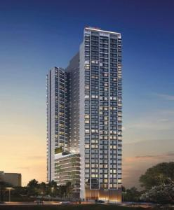 Gallery Cover Image of 1085 Sq.ft 2 BHK Apartment for buy in Elegance, Goregaon East for 14100000