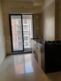 Kitchen Image of 1100 Sq.ft 3 BHK Apartment for rent in DSS Mahavir Universe, Bhandup West for 45000