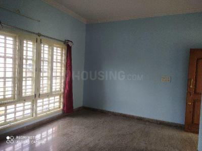 Gallery Cover Image of 700 Sq.ft 1 BHK Independent House for rent in Jogupalya for 18000