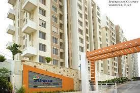 Gallery Cover Image of 1100 Sq.ft 2 BHK Apartment for buy in PS Splendour County, Wagholi for 4800000