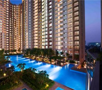 Gallery Cover Image of 1200 Sq.ft 3 BHK Apartment for buy in Sheth Vasant Oasis, Andheri East for 22500000