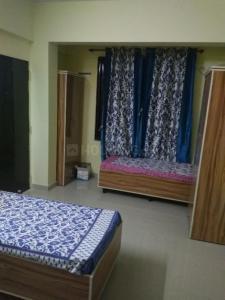 Bedroom Image of Chandrika Working Women's Hostel in Viman Nagar