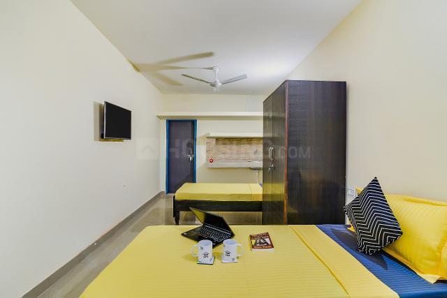Bedroom Image of Oyo Life Grg1568 Iffco Chowk Metro in Sector 49