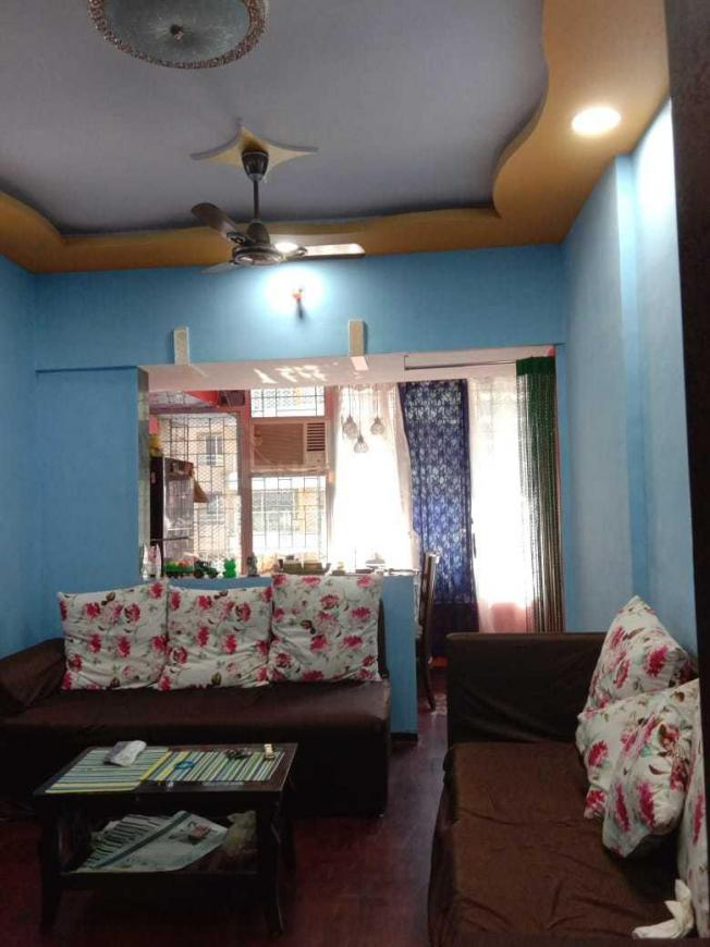 Living Room Image of 985 Sq.ft 2 BHK Apartment for rent in Mira Road East for 16000