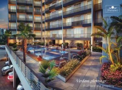 Gallery Cover Image of 980 Sq.ft 2 BHK Apartment for buy in Shilphata for 5600000