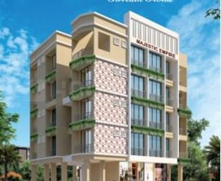 Gallery Cover Image of 340 Sq.ft 1 RK Apartment for buy in Dronagiri for 1500000