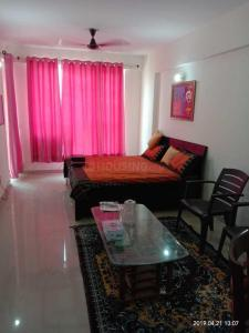 Gallery Cover Image of 492 Sq.ft 1 RK Apartment for rent in Logix Blossom Zest, Sector 143 for 12000