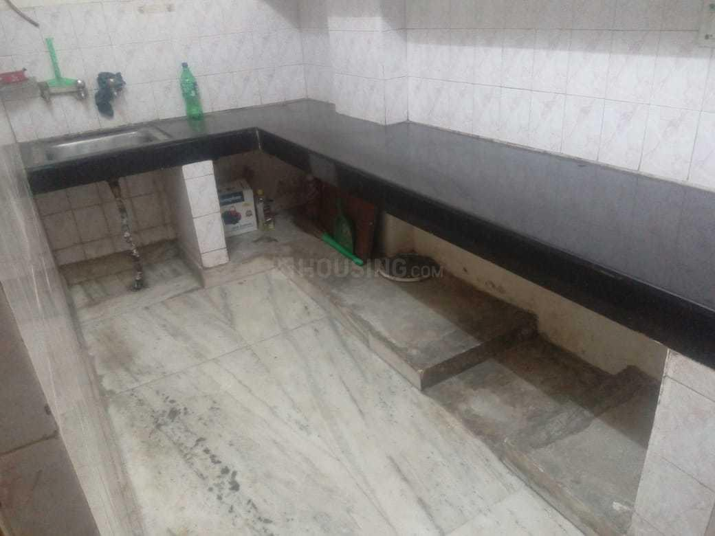 Kitchen Image of 575 Sq.ft 1 BHK Independent Floor for rent in Vaishali for 11000