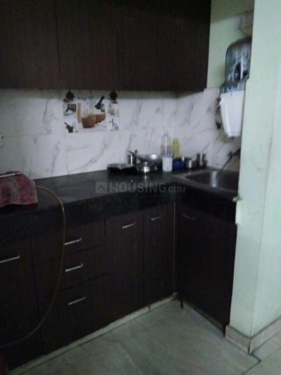 Kitchen Image of Karan PG in Chhattarpur