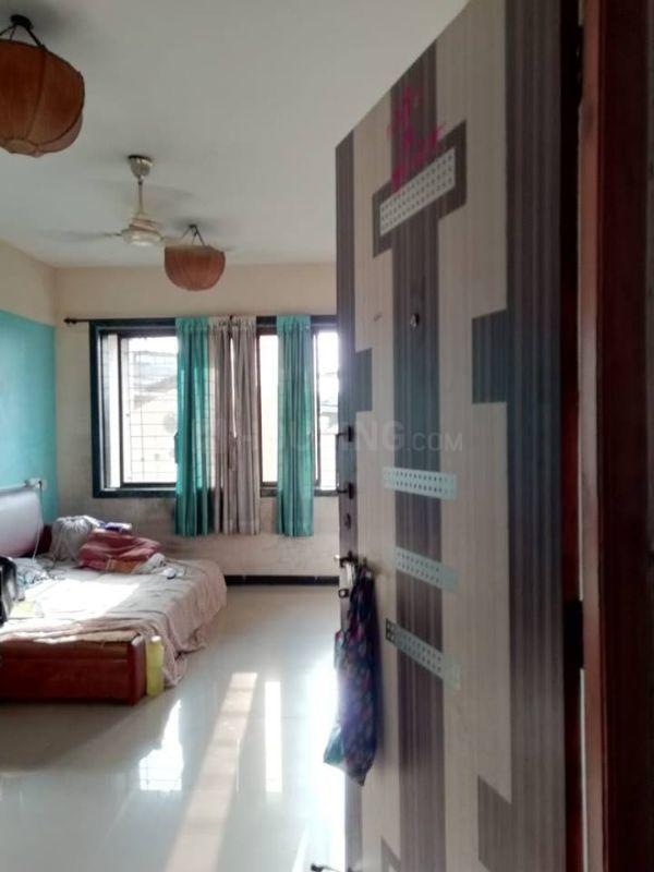 Living Room Image of 1100 Sq.ft 3 BHK Apartment for buy in Kalwa for 8700000