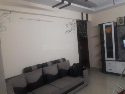 Gallery Cover Image of 1145 Sq.ft 2 BHK Apartment for rent in CBR Aakruti, Krishnarajapura for 24000